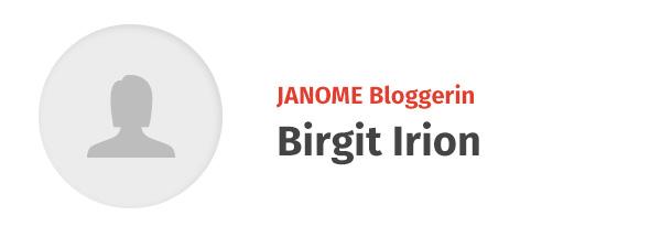 Birgit Irion - JANOME Bloggerin