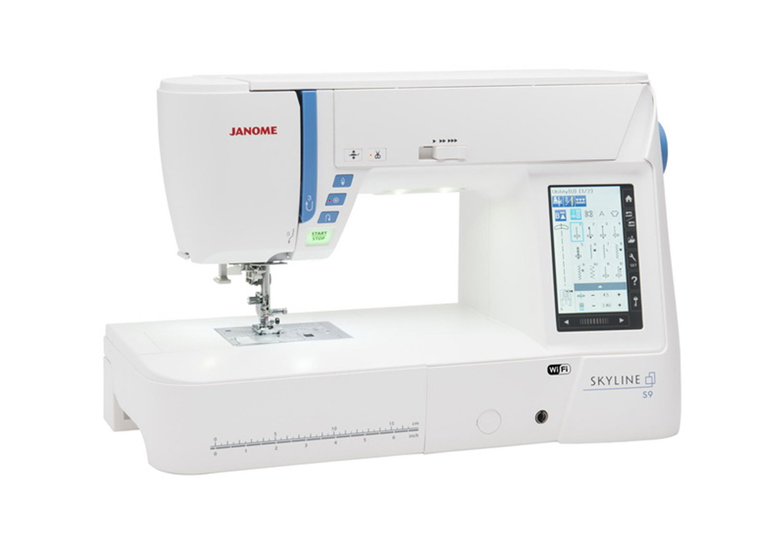 Skyline S9 - JANOME Deutschland GmbH
